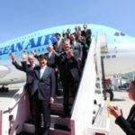 Авиакомпания Korean Air получила первый самолет A380