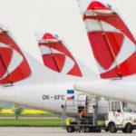 Czech Airlines ищет финансовой помощи у Korean Air